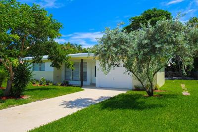 Boca Raton Single Family Home For Sale: 288 NW 11th Street