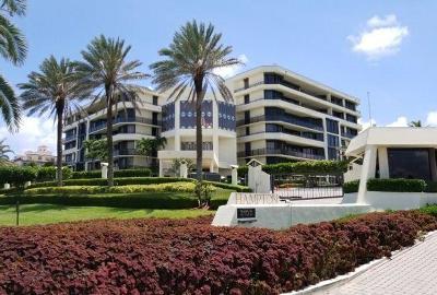 Palm Beach Condo For Sale: 3100 S Ocean Boulevard #405n