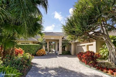 Palm Beach Gardens Single Family Home For Sale: 113 Windsor Pointe Drive