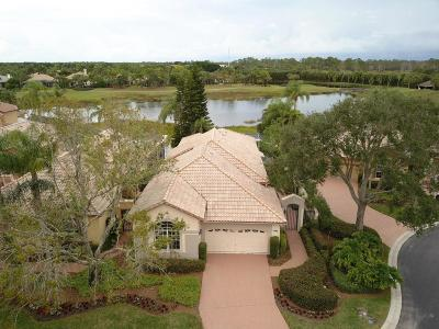 West Palm Beach Single Family Home For Sale: 10165 Osprey Trace