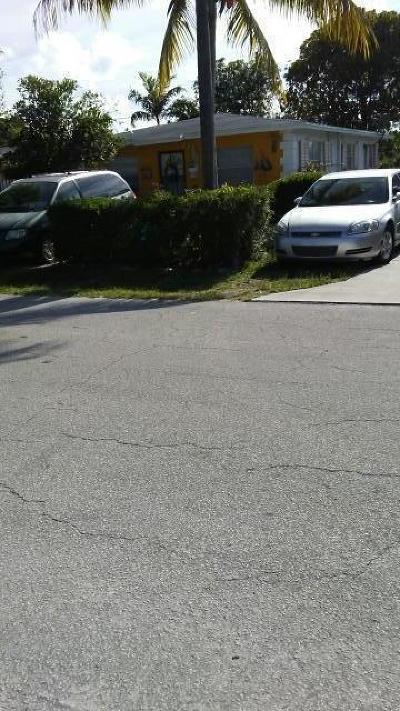 Delray Beach Single Family Home For Sale: 622 SW 7th Avenue