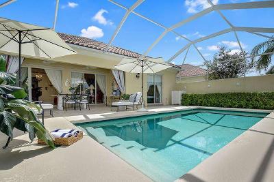 Wellington Single Family Home For Sale: 8039 Nevis Place