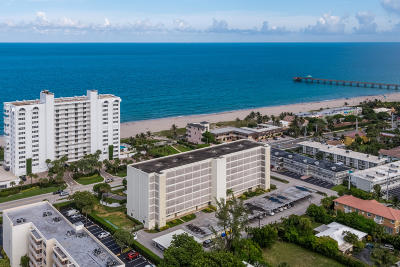 Boca Raton Condo For Sale: 3051 S Ocean Boulevard #1080