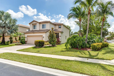Lake Worth Single Family Home For Sale: 5754 Raceway Road