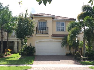 Boynton Beach Single Family Home For Sale: 11572 Rock Lake Terrace