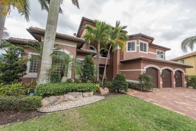 Delray Beach Single Family Home For Sale: 9505 New Waterford Cove