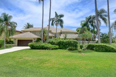 Delray Beach Single Family Home For Sale: 920 Jasmine Drive