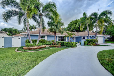 Boynton Beach Single Family Home For Sale: 926 SW 37 Court