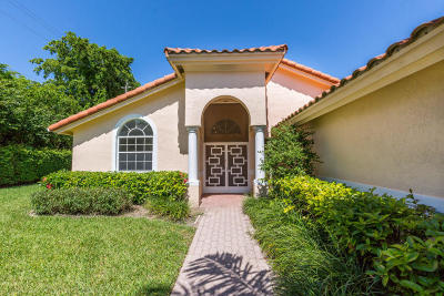 Delray Beach Single Family Home For Sale: 5092 Columbo Court