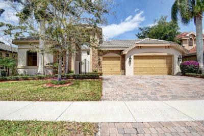 Wellington Single Family Home For Sale: 10569 Versailles Boulevard