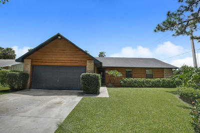 Jupiter Single Family Home For Sale: 709 Weldwood Road