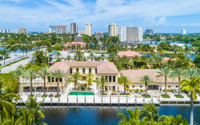Fort Lauderdale Single Family Home For Sale: 315 Royal Plaza Drive