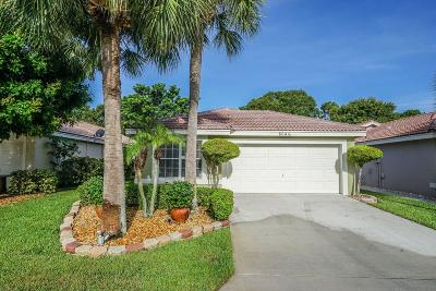 Boynton Beach Single Family Home For Sale: 8046 Stirrup Cay Court
