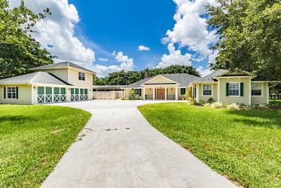 Acerage, Acreage, Acreage & Unrec, Acreage& Unrec, Acreage&unrec, Acreage, Loxahatchee, Acreage/Royal Ascott, Areage, Loxahatchee, Loxahatchee/Acreage, Royal Ascot Estates, Royal Palm Beach Acreage, The Acreage, The Acreage/Loxaha, Acarage Single Family Home For Sale: 14270 87th Court