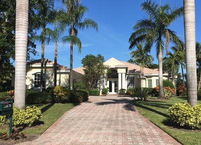 West Palm Beach Single Family Home For Sale: 11879 Sanbourn Court