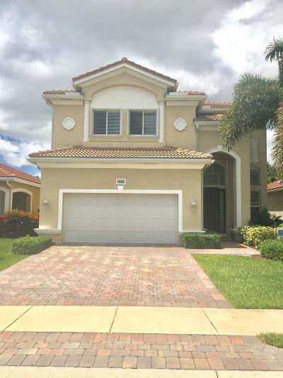 Boynton Beach Single Family Home For Sale: 4080 Key Lime Boulevard