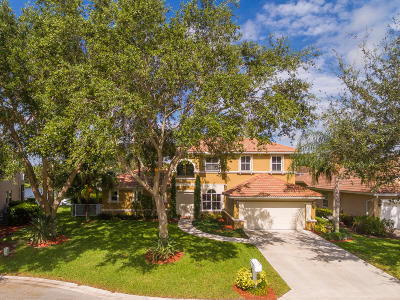 Jupiter Single Family Home Contingent: 254 Starling Lane S