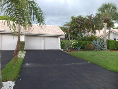 Boca Raton Single Family Home For Sale: 9861 Erica Court