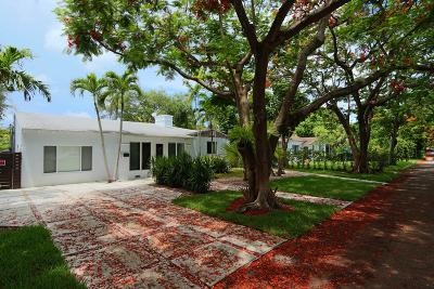 Miami Single Family Home For Sale: 431 NE 52nd Terrace