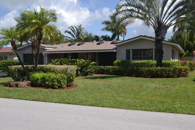 Boca Raton Single Family Home For Sale: 263 NE 25th Street