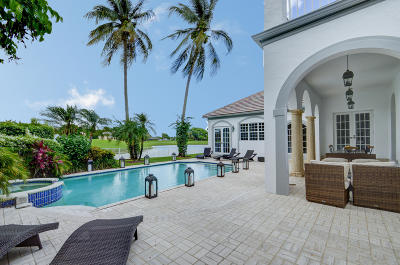 Palm Beach County Single Family Home For Sale: 2377 Golf Brook Drive