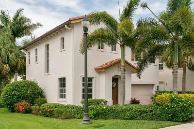 Palm Beach Gardens Single Family Home For Sale: 601 Moondancer Court