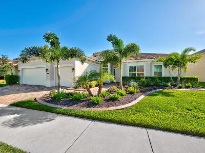 Port Saint Lucie Single Family Home For Sale: 12060 SW Aventino Lane