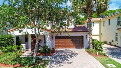 Palm Beach Gardens Single Family Home For Sale: 461 Pumpkin Drive