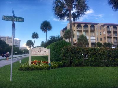 Broward County, Palm Beach County Rental For Rent: 950 Ponce De Leon #210