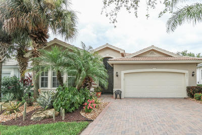 Lake Worth Single Family Home For Sale: 8271 Playa Del Sur Boulevard