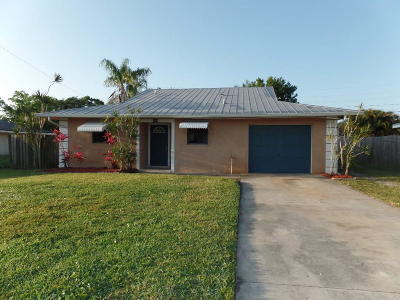 Palm City Single Family Home For Sale: 994 SW 29th Street
