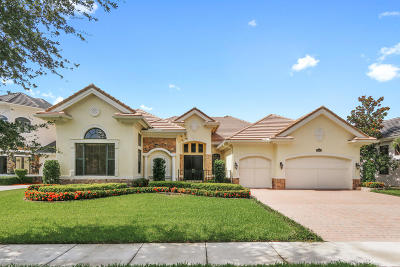 Boynton Beach Single Family Home For Sale: 9190 Equus Circle