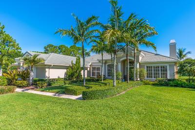 Palm City Single Family Home Contingent: 5023 SW Bermuda Way