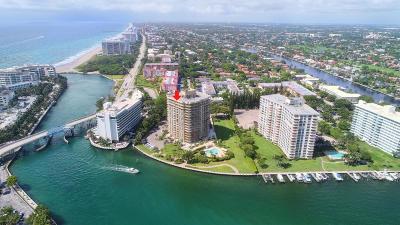 Boca Raton Condo Sold: 901 E Camino Real #15-B