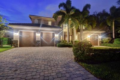 Boca Raton Single Family Home For Sale: 6341 Montesito Street