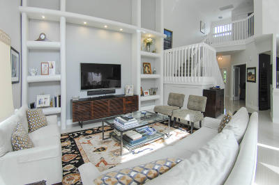 Boca Raton Single Family Home Contingent: 5444 Fox Hollow Drive