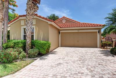 Boynton Beach Single Family Home For Sale: 7525 Granville Avenue