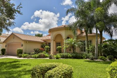 Boynton Beach Single Family Home For Sale: 7377 Lahana Circle