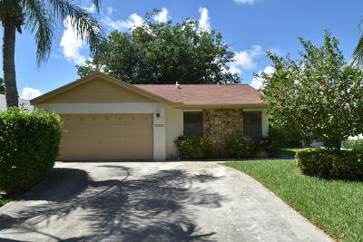 Delray Beach Single Family Home For Sale: 2380 NW 14th Street