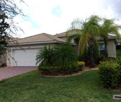 Boynton Beach Single Family Home For Sale: 9068 Clearhill Road
