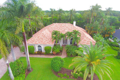 Boynton Beach Single Family Home For Sale: 4191 Gleneagles Drive