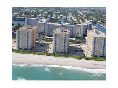 Broward County, Palm Beach County Rental For Rent: 3215 S Ocean Boulevard #105