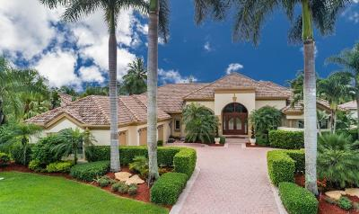 West Palm Beach Single Family Home For Sale: 1690 Cypress Row Drive