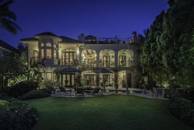 Boca Raton Single Family Home For Sale: 17146 Avenue Le Rivage