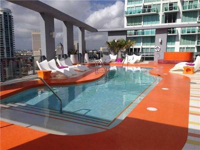 Miami Rental For Rent: 31 SE 6th Street #2505