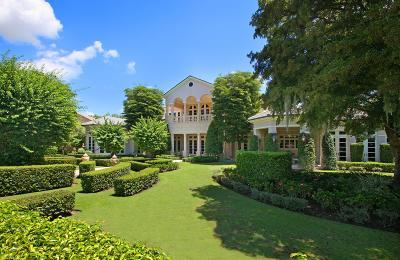 Wellington Single Family Home For Sale: 2968 Hurlingham Drive