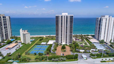 Eastpointe Condo Rental For Rent: 5380 Ocean Drive #Ph-25j
