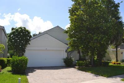 Royal Palm Beach Single Family Home Contingent: 113 Berenger Walk
