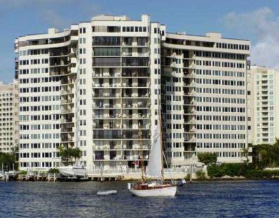 Broward County, Palm Beach County Rental For Rent: 3912 S Ocean Boulevard #608
