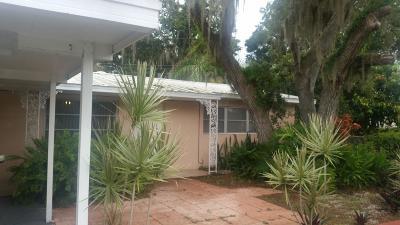 Okeechobee Single Family Home For Sale: 813 SE 11th Street